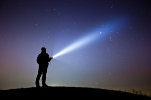 reiki beam of light