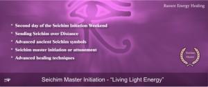 seichim master initiation