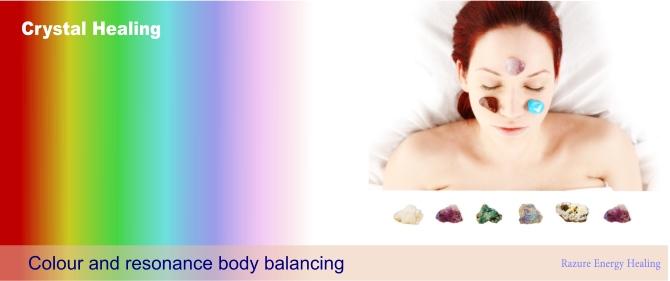 crystal healing belfast