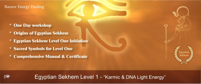 Egyptian Sekhem Level One