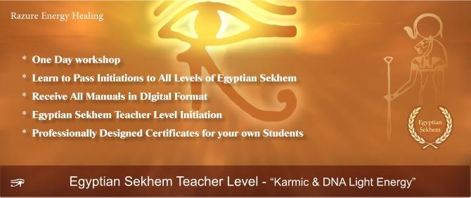 Egyptian Sekhem Teacher Level