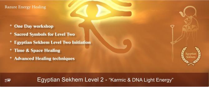Egyptian Sekhem Level Two