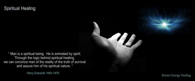 spiritual healing belfast