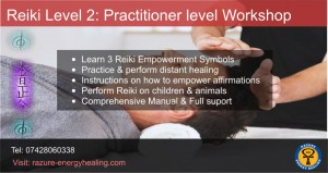 Reiki Practitioner Workshop