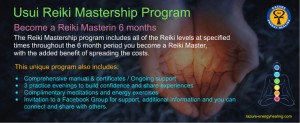 Reiki Mastership Program